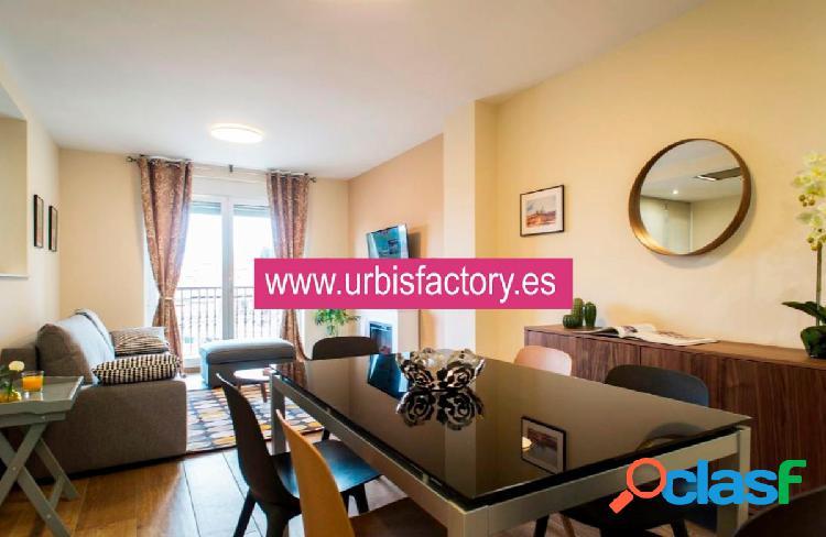 Urbis te ofrece un lujoso piso en alquiler en zona