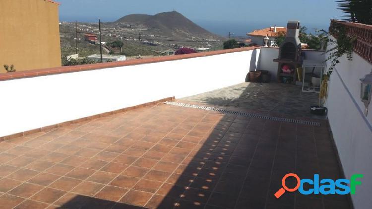 Valle San Lorenzo. Piso 2 habitaciones, terrazas 30m2 con