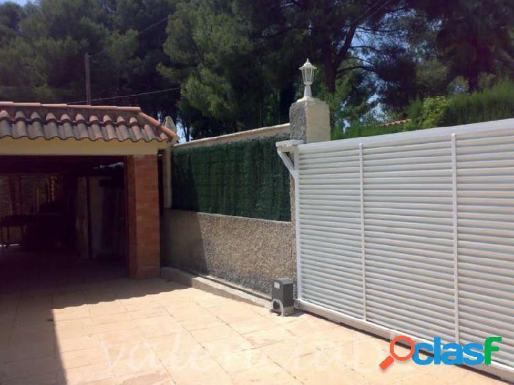 Venta Chalet independiente - Alginet, Valencia [216046]