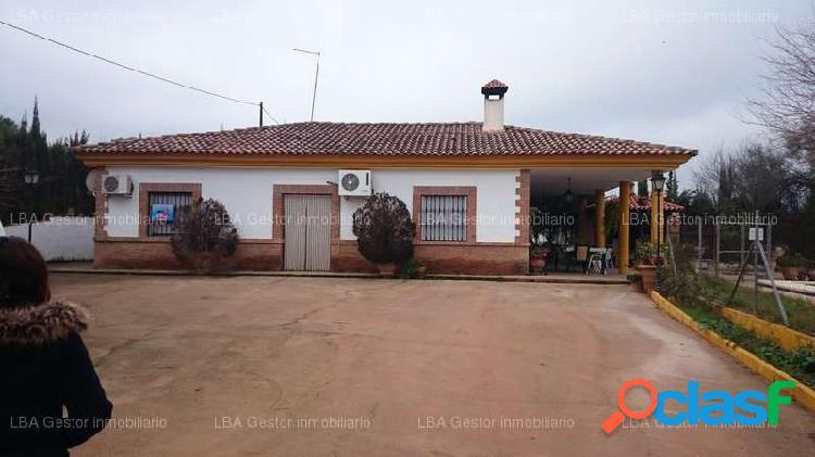 Venta Chalet independiente - Bailén, Jaén [110833]