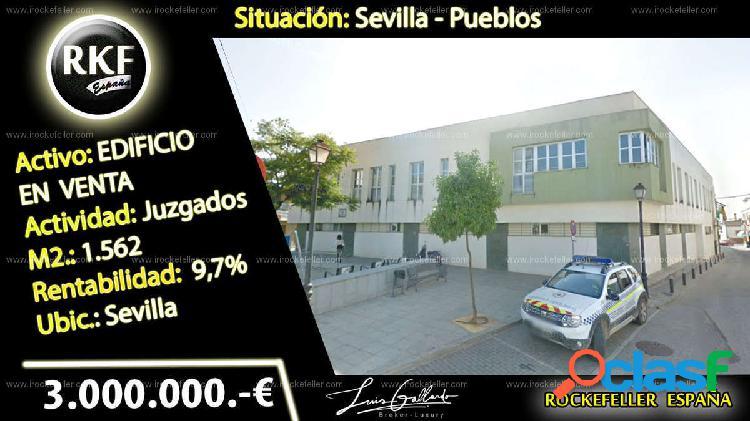 Venta Edificio - Sevilla [227996/Edificio Rentabilidad]