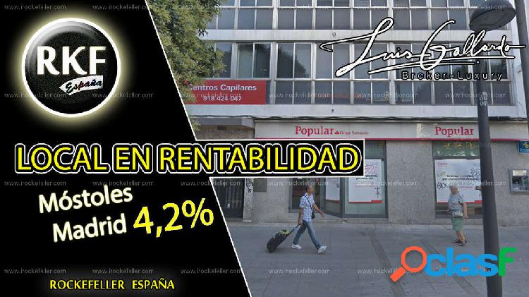 Venta Local comercial - Centro, Móstoles, Madrid