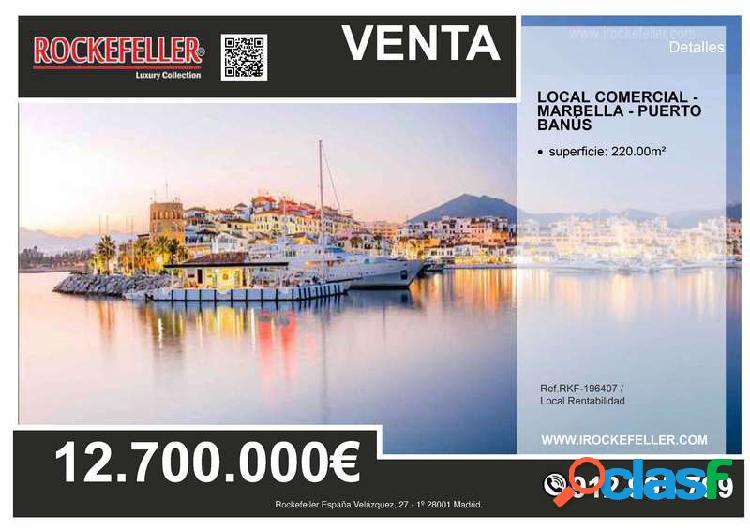 Venta Local comercial - Puerto Banús, Marbella, Málaga