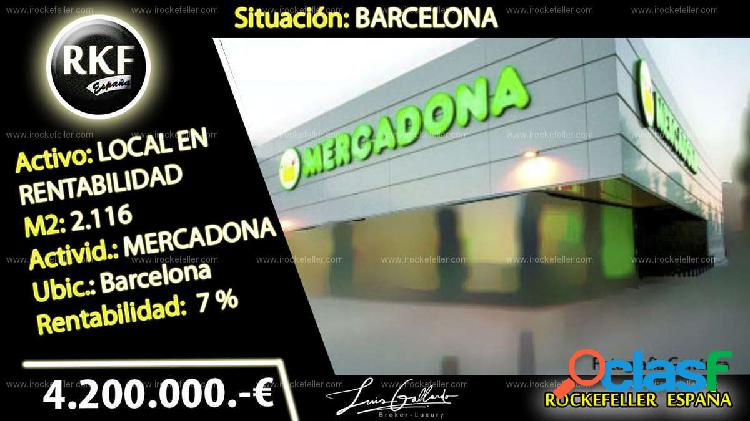 Venta Local comercial - Terrassa, Barcelona [223481/Local