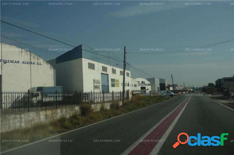 Venta Nave industrial - Alzira, Valencia