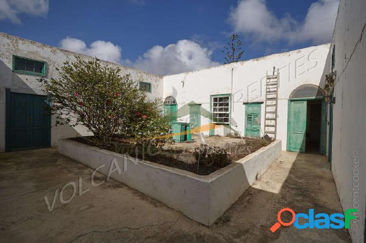 Venta Villa - La Vegueta, Tinajo, Lanzarote [110850]