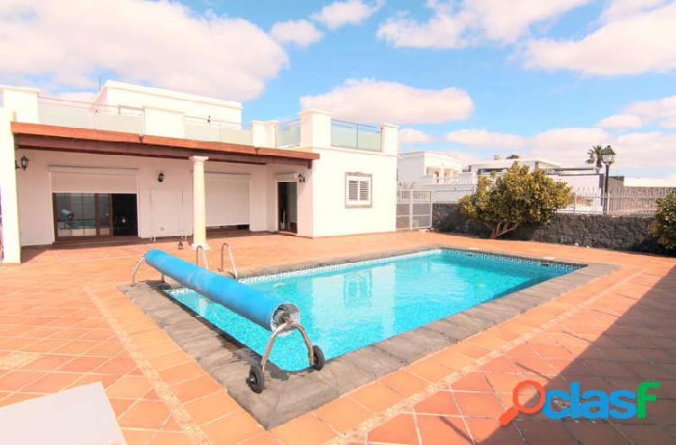 Venta Villa - Puerto Calero, Yaiza, Lanzarote [212094]