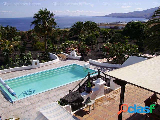 Venta Villa - Puerto Calero, Yaiza, Las Palmas, Lanzarote
