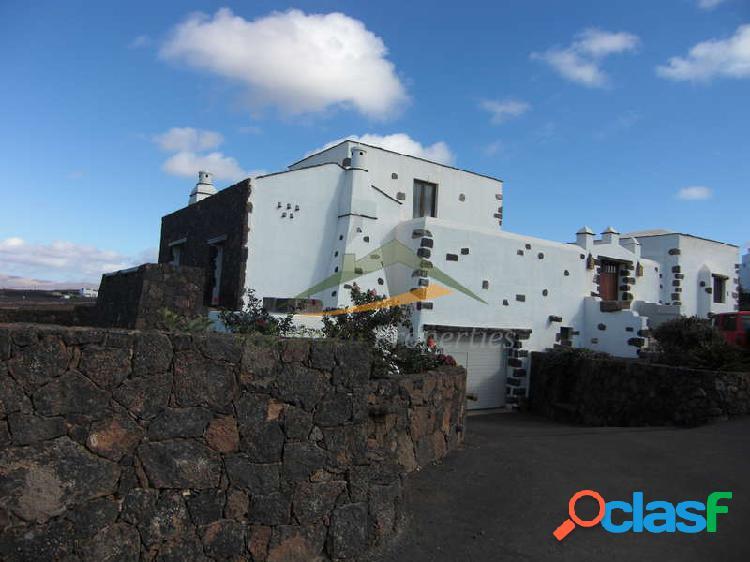 Venta Villa - Tinajo, Lanzarote [111209]