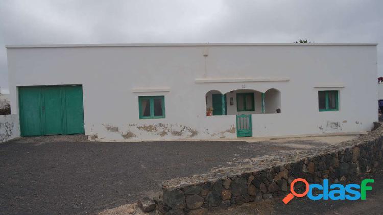 Venta Villa - Tinajo, Lanzarote [222193]