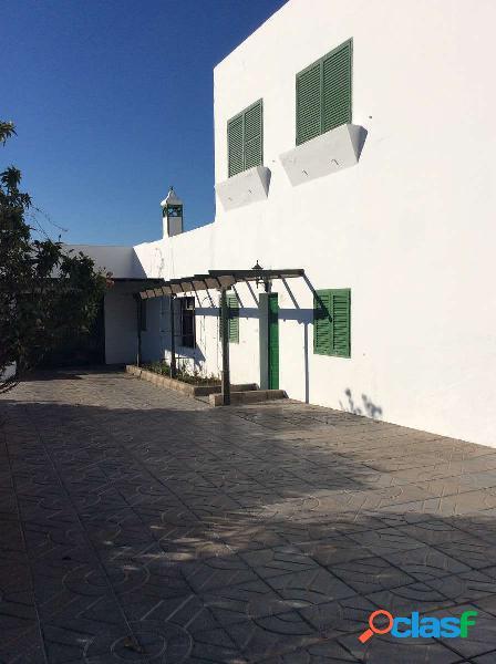 Venta Villa - Tinajo, Lanzarote [225252/V]