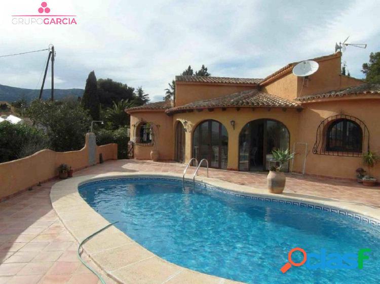 Villa Mediterranea a la venta en Calpe En Ortenbach BV3022A