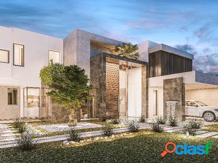 Villa de Obra Nueva en venta en Urbanización Bel-Air,