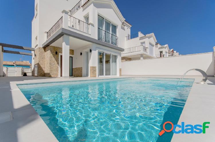 Villa de lujo de estilo mediterráneo