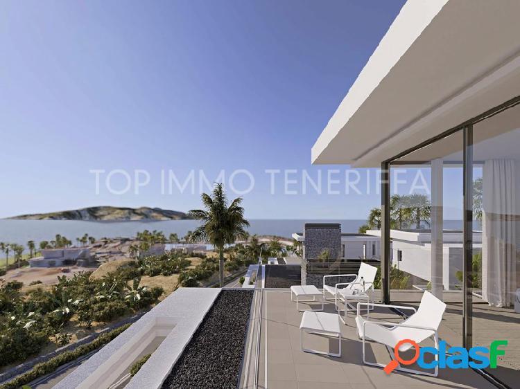 Villas Modernas de 2 y 3 Habitaciones con piscinas y vistas