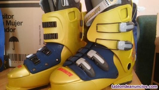 Oferta botas de esquí