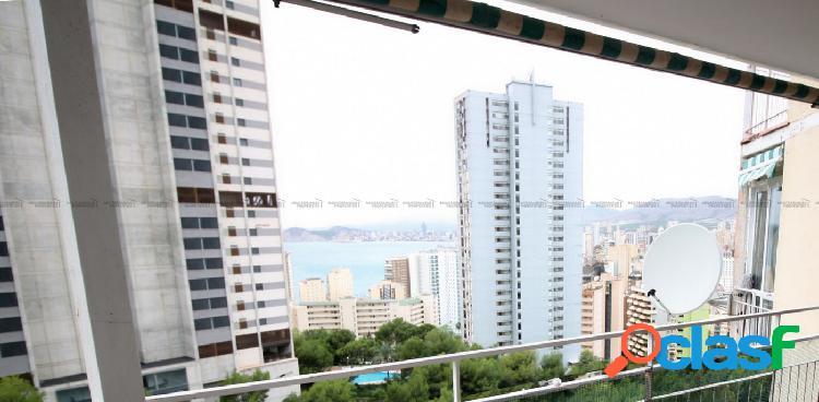 Apartamento con vistas al mar a 7 min de la playa de Levante