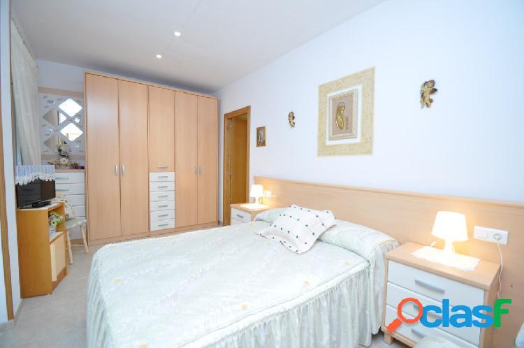 Apartamento de 2 habitaciones dobles, cocina equipada,