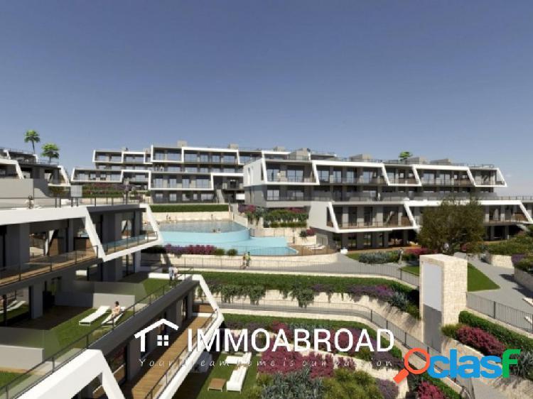 Apartamento en venta en Santa Pola con 2 dormitorios y 2