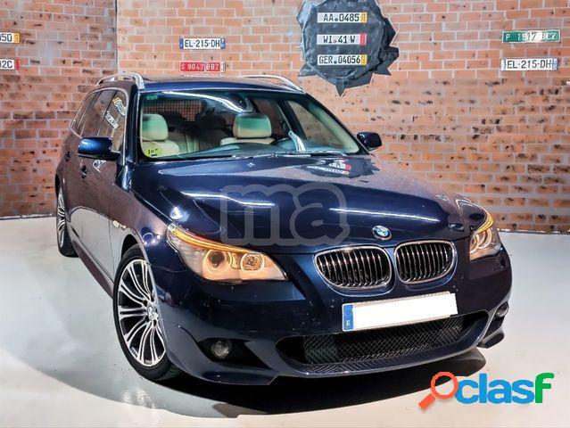 BMW Serie 5 diesel en Madrid (Madrid)