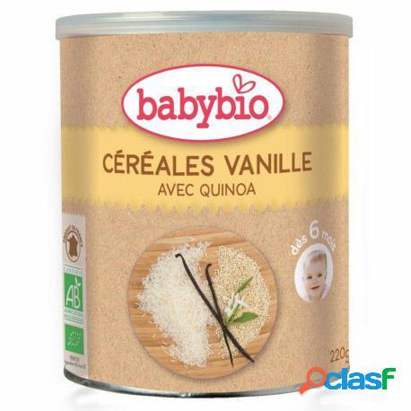 Babybio Papilla Babybio Cereales 220 gr 220 gr