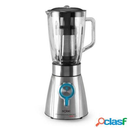 Batidora de vaso solac bv5723 professional mixter - 1250w -