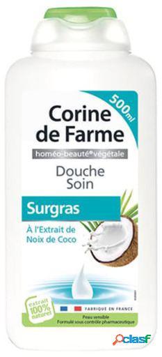 Corine De Farme Cuerpo Crema Baño Surgrass Coco 500 ml