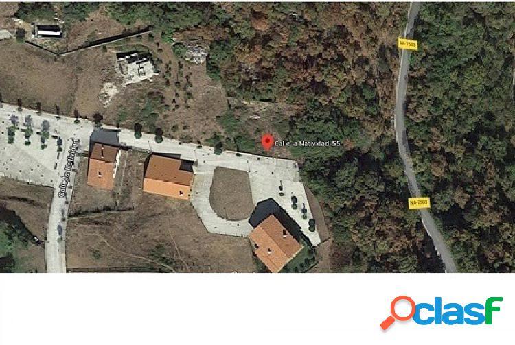 Fantástica parcela urbana de 454 m2 en Goldaratz,