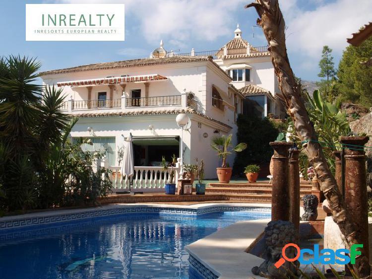 Inrealty ofrece Villa de Lujo en venta. Ctra