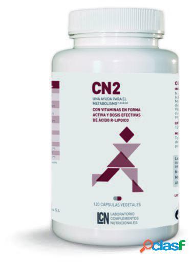 LCN Cn2 Cápsulas 120 Unidades