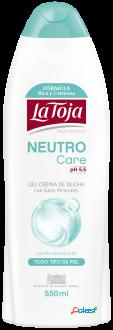 La Toja Gel Crema Neutro Care 550 ml