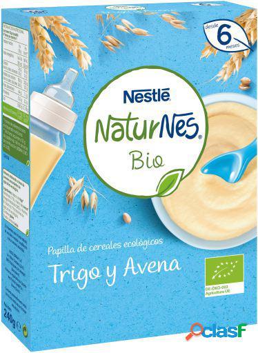 Nestlé Papilla Bio Trigo y Avena 240 gr 280 gr