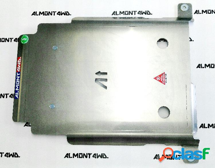 Protector de aluminio LAND ROVER DEFENDER 90 DEFENDER 90 TD4