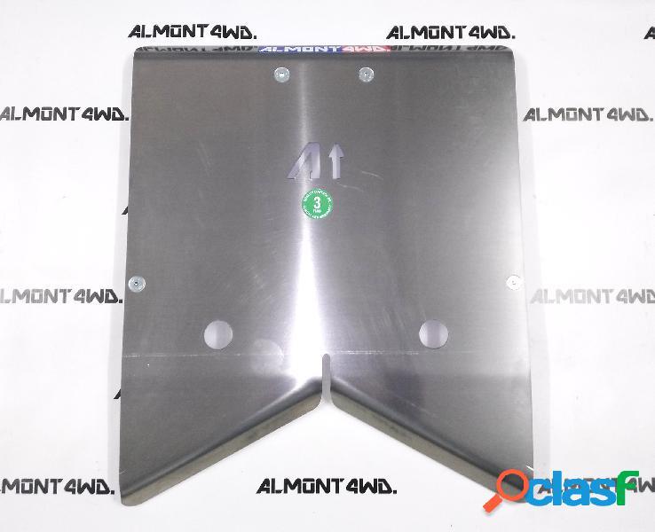 Protector de aluminio LAND ROVER DISCOVERY 4 Dsicovery 4