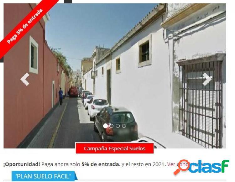 Suelo Urbano en El Puerto de Santa María.