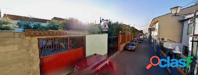 Venta de solar con 2 parcelas en Gójar (Granada)
