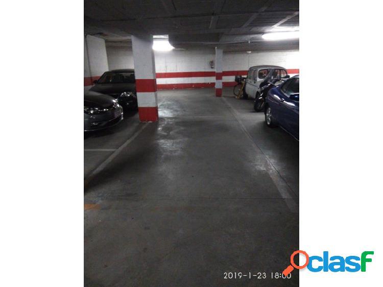 Venta plaza de garaje Avda. Felipe Trigo
