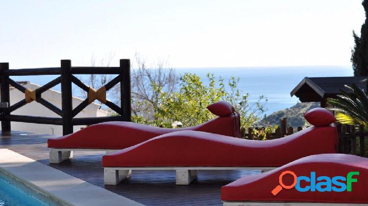 Villa con Vistas espectaculares al Mar