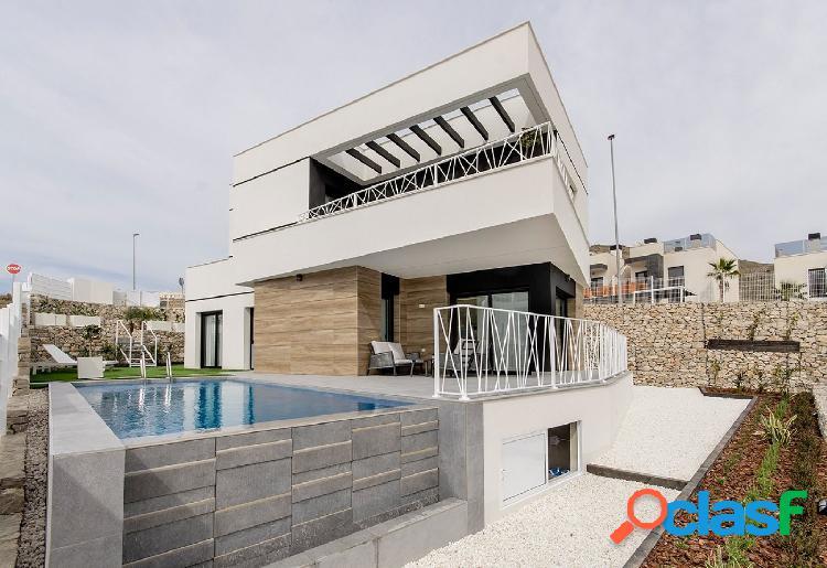 Villa high tech en Balcon de Finestrat