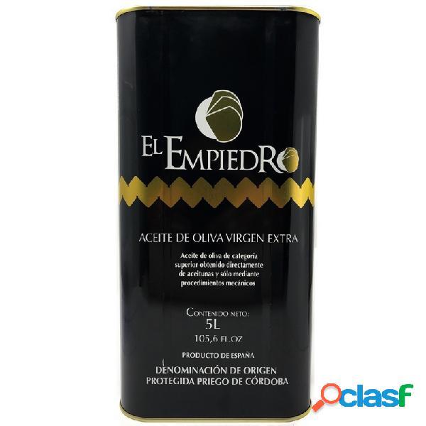 Aceite de oliva virgen extra El Empiedro 5 litros