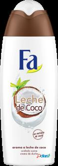 Fa Gel Crema Ducha Coconut Milk 500 ml