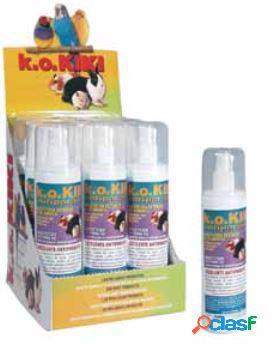 Kiki Kiki insecticida- antiparasitario roedores 200
