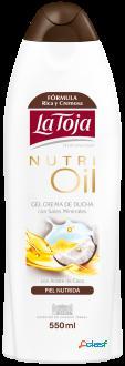 La Toja Crema Gel Nutri Oil Coco 500 ml