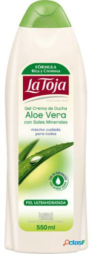 La Toja Hidrotermal Gel Ducha Aloe Vera 500 ml
