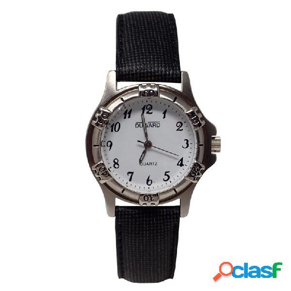 Reloj Duward mujer D41467.01 negro clásico