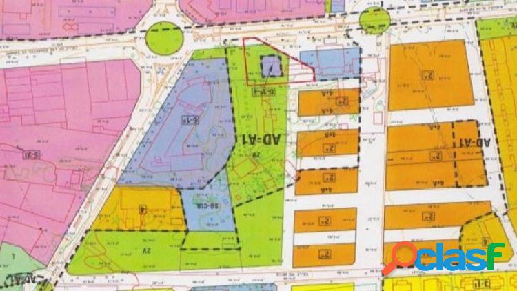 Se venden dos parcelas de 18553 m2 en Andújar