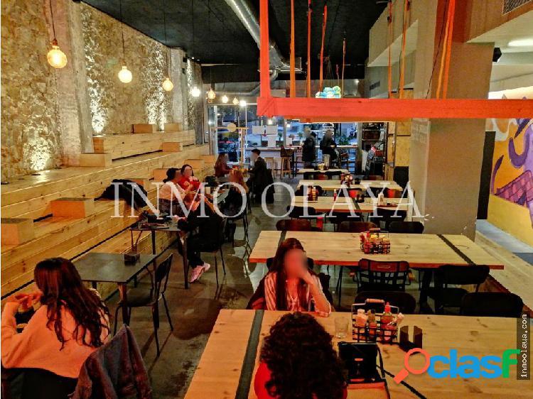 Traspaso Bar Restaurante C3 mixto en l´Eixample