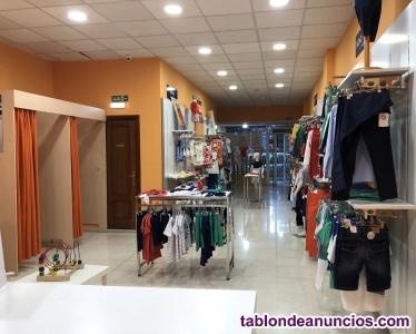 Traspaso de tienda de moda infantil y juvenil
