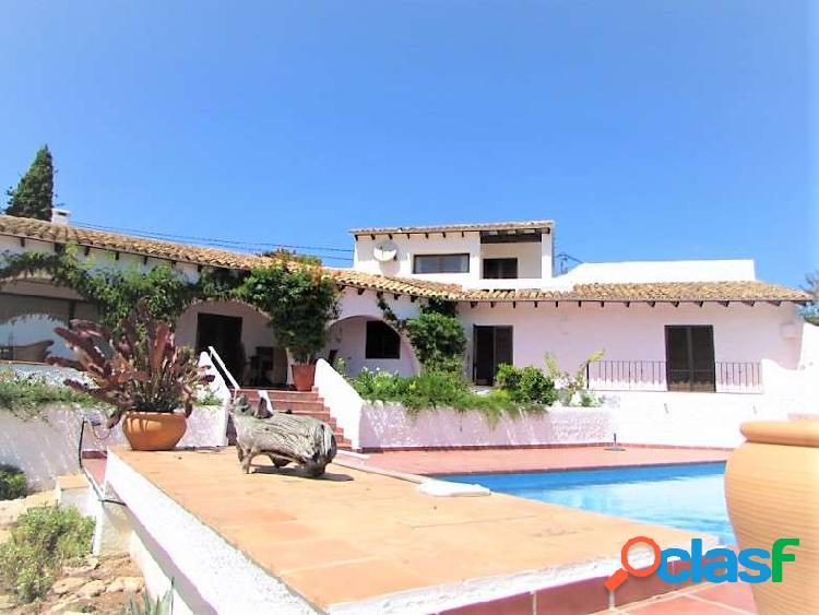 Venta Chalet independiente - Benissa, Alicante [209975/9203]