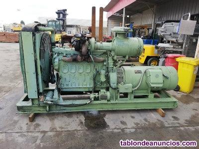 Generador - grupo electrogeno fenya - detroit diesel 240kva